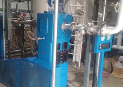 氧气压缩机使用现场
