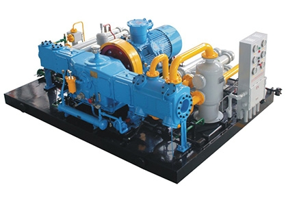 四川D型往复式压缩机